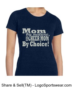 Cheer Mom T's Design Zoom