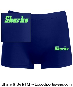Compression Shorts Design Zoom